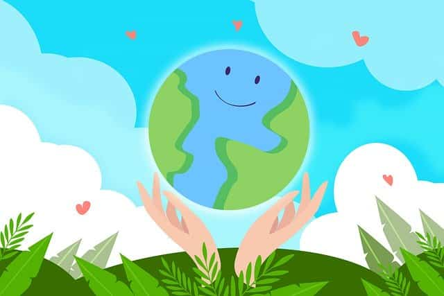 Celebration 50th international earth day