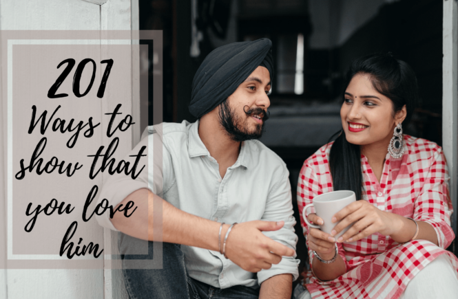 201 romantic messages for husband