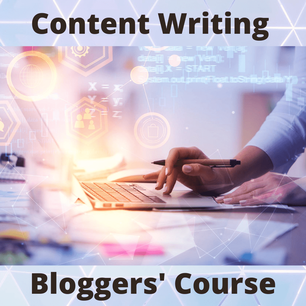 content writing course for new bloggers