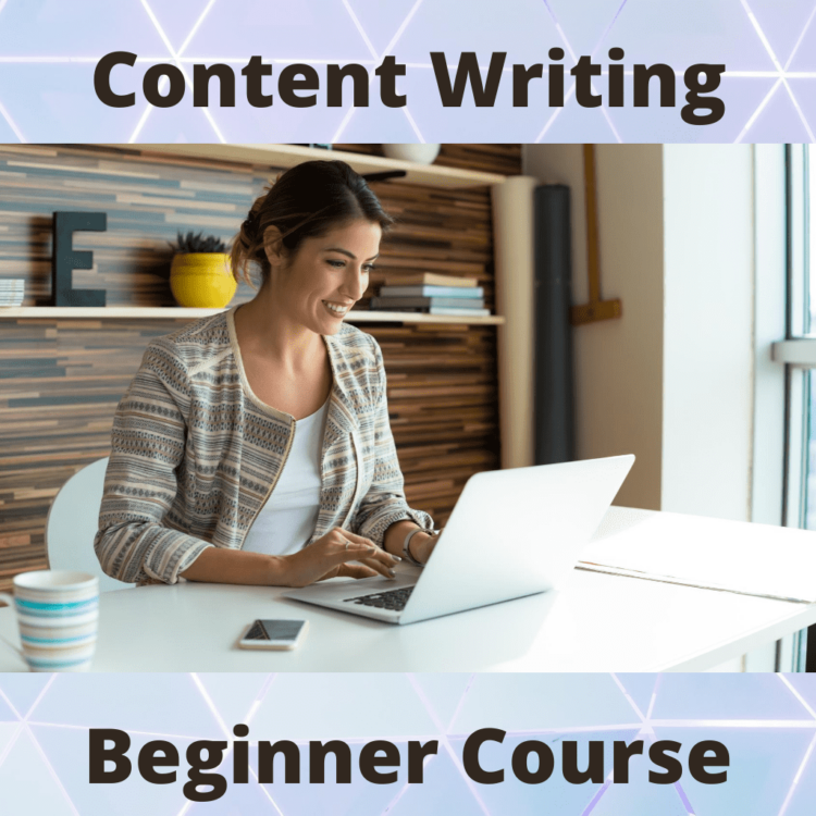 beginner content writing course
